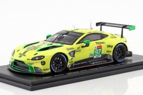 Aston Martin Vantage GTE Le Mans 2018 1:43
