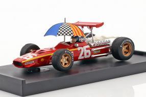 Ferrari 312 F1 1968 1:43 Brumm
