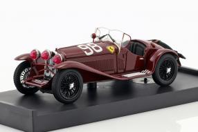 Alfa Romeo 8C 1:43 1933