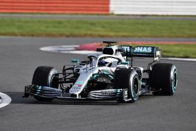 Formel 1: Neuer Mercedes-AMG F1 W10