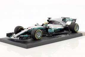 F1 W08 1:18 #Formel1 2017