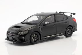 Subaru S207 NBR challenge package 2015 1:18 Sunstar