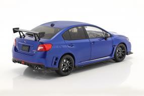 modelcars Subaru S207 NBR challenge package 2015 1:18 Sunstar