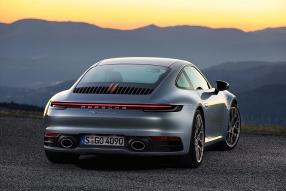 Porsche 911 / 992 Foto: Porsche AG