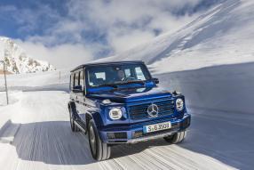 Mercedes-Benz G-Klasse 2019 / Foto: Daimler AG