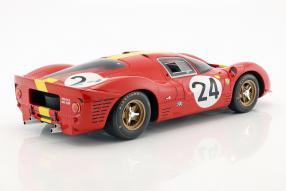 miniatures modellini Ferrari 330 P4 1967 1:12