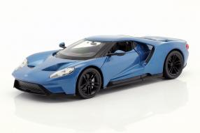 Ford GT 2017 1:24 Welly