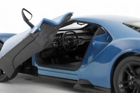 miniatures Ford GT 2017 1:24 Welly