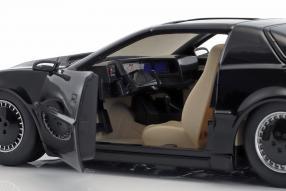 modelcars Pontiac Firebird Knight Rider KITT 1:24