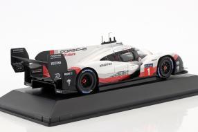 modelcars miniatures Porsche 919 Tribute 1:43