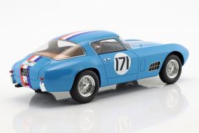 miniatures modellini Ferrari 250 GT Berlinetta 1:18 CMR