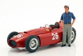 Ferrari D50 Fangio 1956 1:18