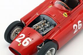 miniatures Ferrari D50 Fangio 1956 1:18