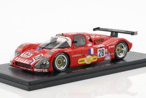 Sauber SHS C6 Le Mans 1993 1:43 Spark