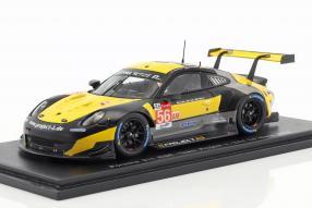 Porsche 911 RSR Le Mans 2018 1:43