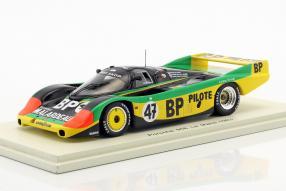 Porsche 956 Le Mans 1983 1:43 Spark
