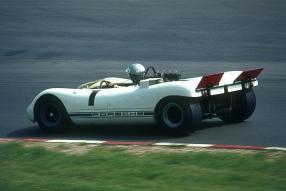Porsche 909 Bergspyder 1981 auf dem Nürburgring / Foto: Lothar Spurzem