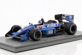 Ligier F1 1994 Johansson 1:43 Spark