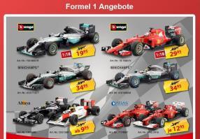 Formel 1 Angebote zum Saisonstart 2019
