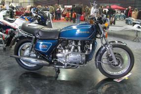 Honda Gold Wing GL 1000 LO 1975 / Foto: Gwafton 2012