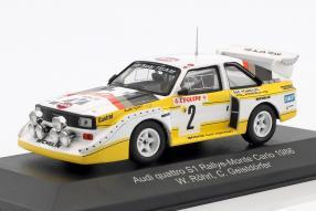 Audi Quattro sport E2 1986 1:43