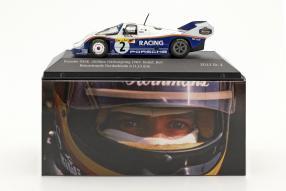 Porsche 956 Stefan Bellof Rekordrunde Nürburgring 1983 1:43