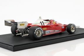 miniatures Ferrari 312 T2 Lauda 1977 1:18