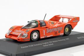 Stefan Bellof Brun Motorsport Porsche 956 1985 1:43