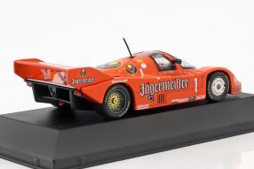 miniatures Stefan Bellof Brun Motorsport Porsche 956 1985 1:43