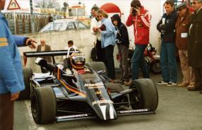Stefan Bellof Eifelrennen 1982 Maurer BMW