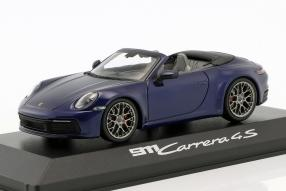 Porsche 911 992 Cabriolet 2019 1:43