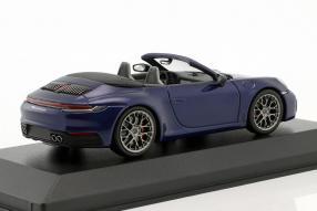 Modellautos Porsche 911 992 Cabriolet 2019 1:43