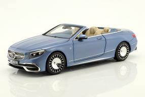 Mercedes-Maybach S 650 1:18 Norev
