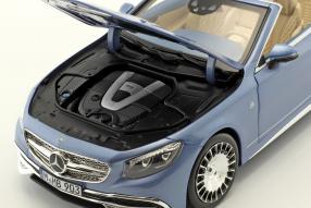 Modellautos Mercedes-Maybach S 650 1:18 Norev