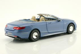 Modelle Mercedes-Maybach S 650 1:18 Norev
