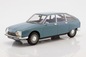 miniatures Citroën GS 1972 1:18