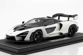 minatures McLaren Senna 2018 1:18 BBR
