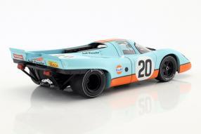 Porsche 917 Siffert Redman Le Mans 1970 1:18