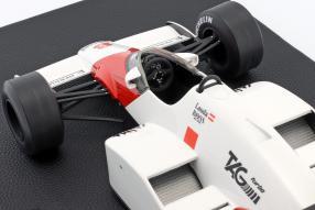miniatures McLaren MP4-2 1984 Lauda 1:12