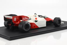 modelcars McLaren MP4-2 1984 Lauda 1:12