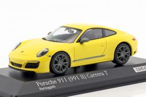 Porsche 911 Carrera T 2018 991.2 1:43