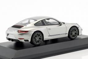 modellautos Porsche 911 Carrera T 2018 991.2 1:43