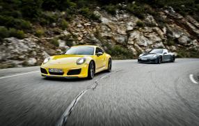 Porsche 911 Carrera T 2018 991.2, Copyright: Porsche AG