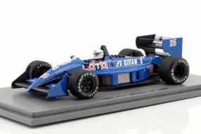 Ligier JS31 F1 1988 Arnoux 1:43 Spark