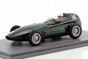 Vanwall VW2  F1 1956 1:43 Spark