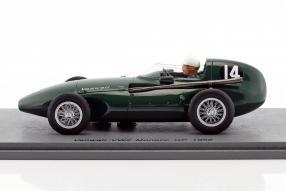 Vanwall VW2 1956 1:43 Spark