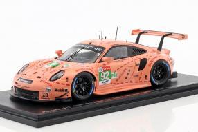 Porsche 911 RSR Ping Pig 2018 1:43