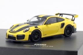 Porsche 911 Set Rekordrunde 2018 1:43 Minichamps