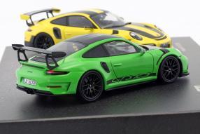 miniatures Porsche 911 Set Rekordrunde 2018 1:43 Minichamps