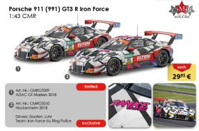 IronForce Porsche 911 G3 R von CMR 1:43